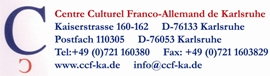 Centre Culturel Fanco-Allemand